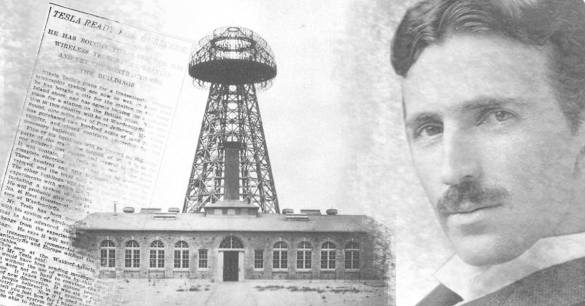 Nikola Tesla ve Bedava Elektrik - For Dummies Türkiye