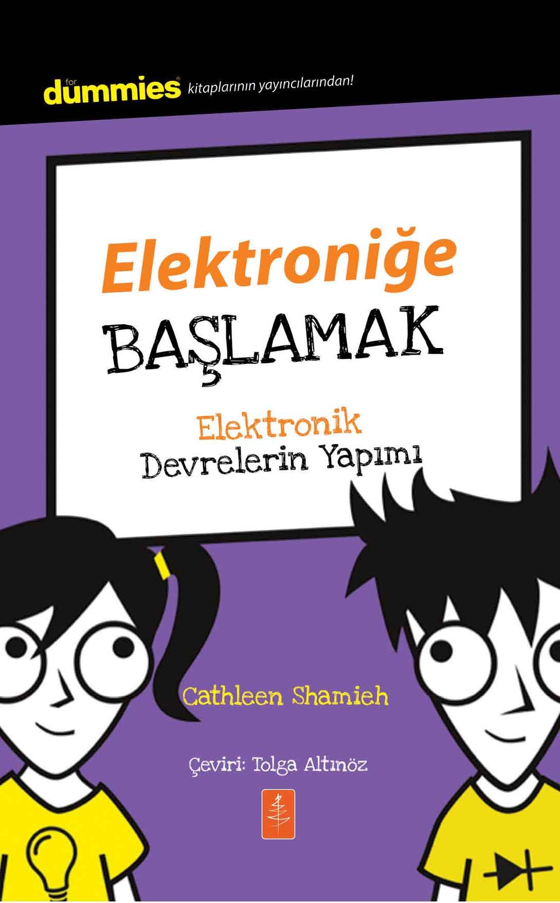 Elektroniğe Başlamak – Dummies Junior -